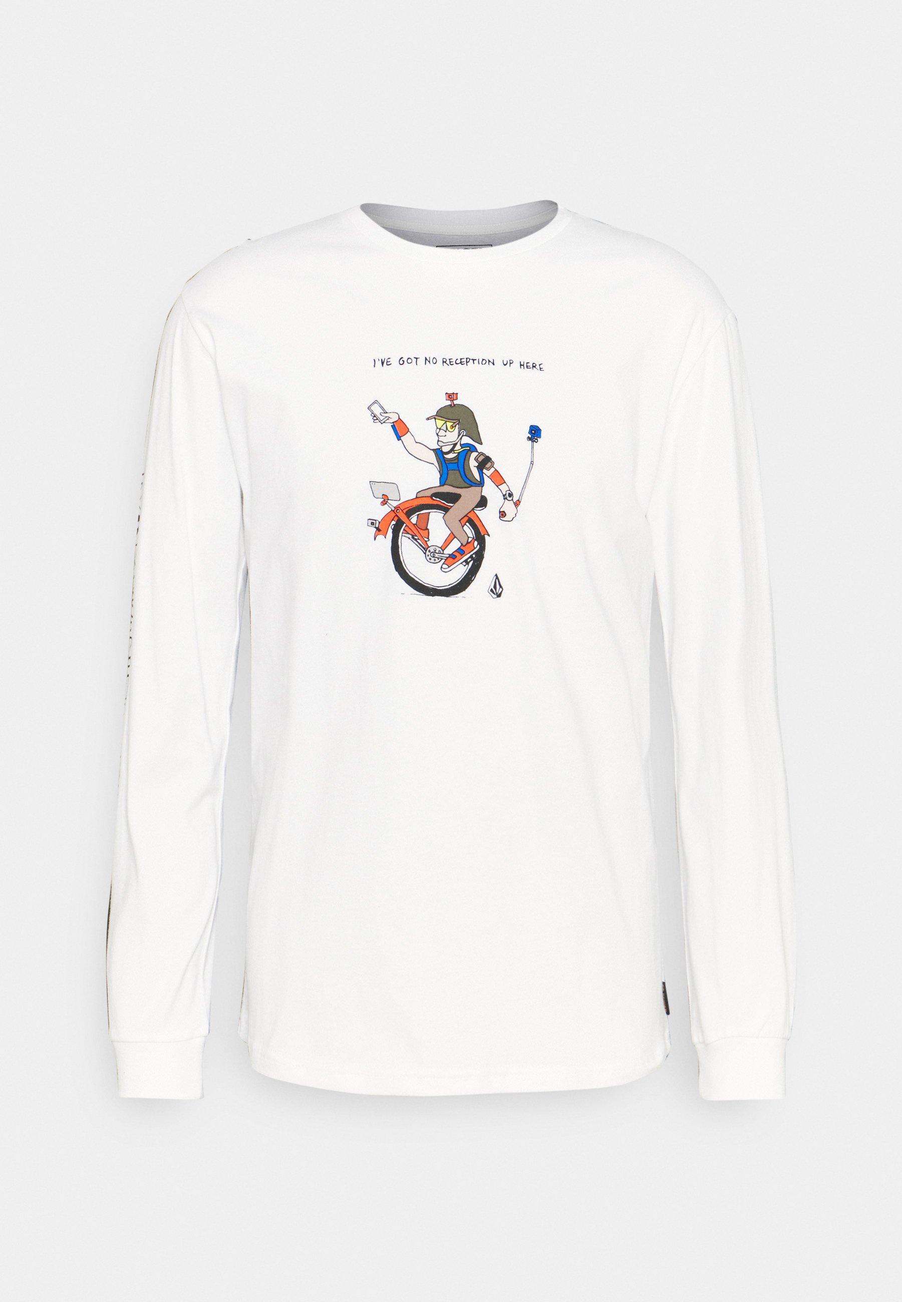 Men PENTAGRAM PIZZA - Long sleeved top