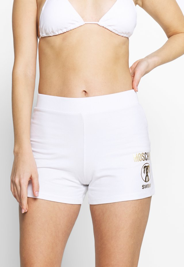 SHORT PANTS - Ranta-asusteet - white