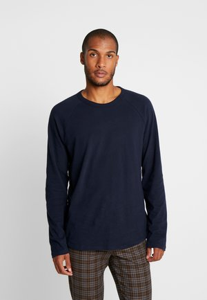 Long sleeved top - new classic navy