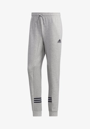 ESSENTIALS COMFORT JOGGERS - Tracksuit bottoms - grey