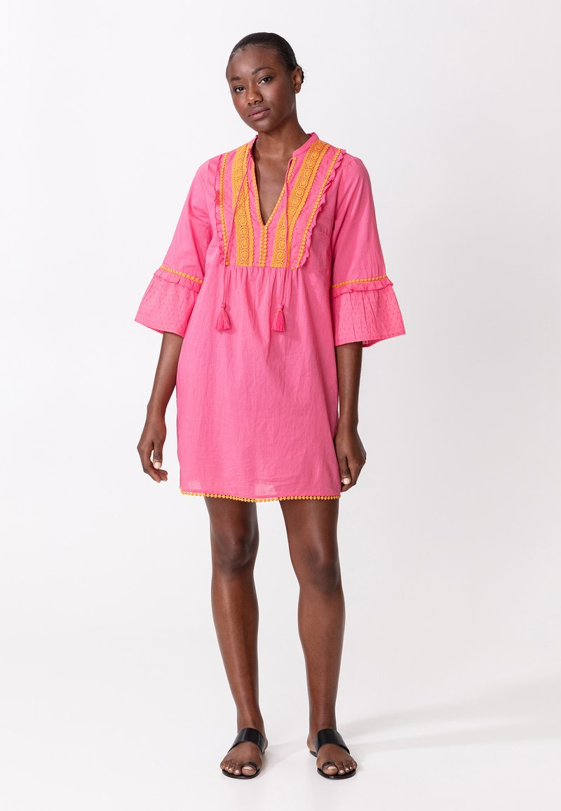Indiska - SIRI - Tunic - pink