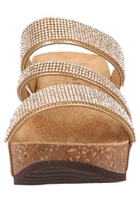 Scapa - Wedge sandals - platin - 6