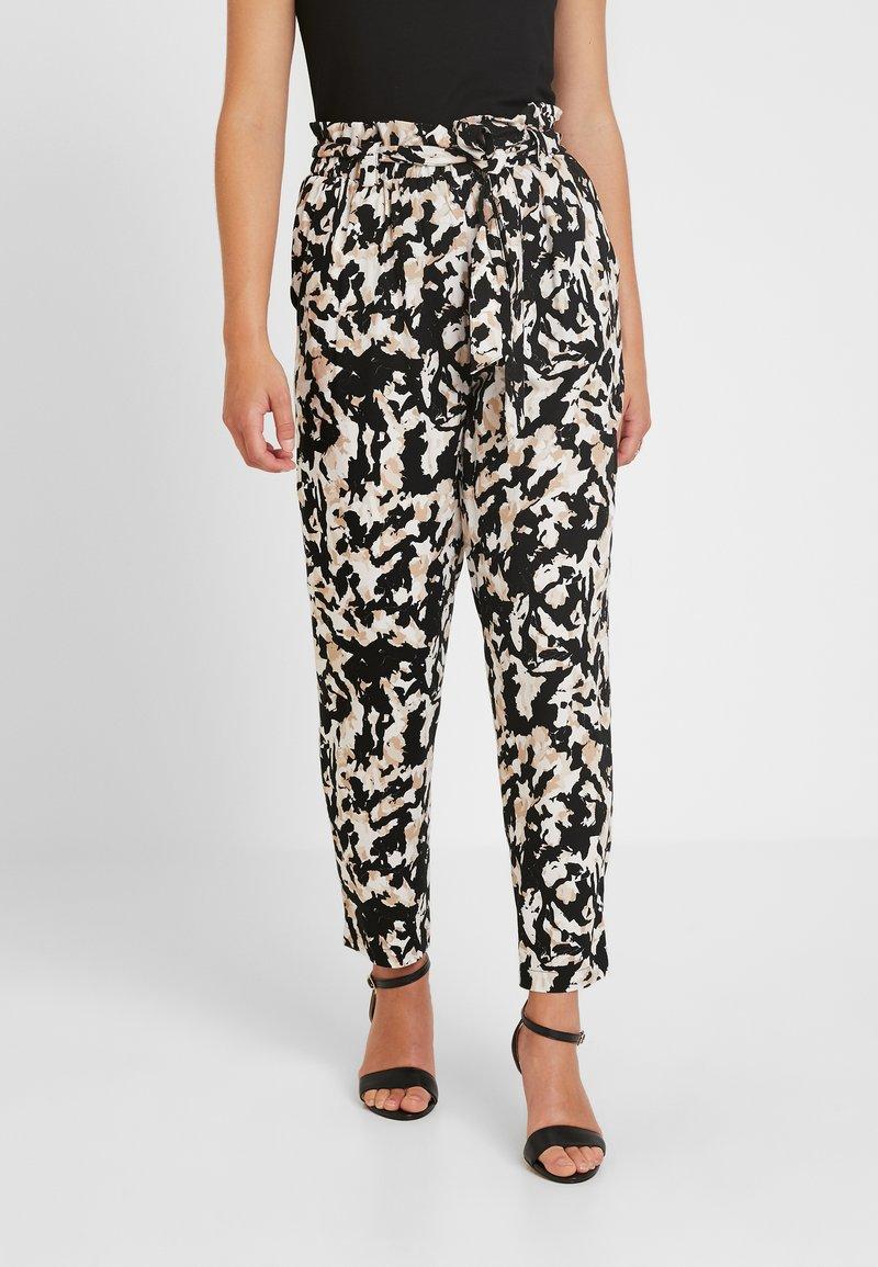 Dorothy Perkins Petite - NON PRINT CAMO - Trousers - multi coloured