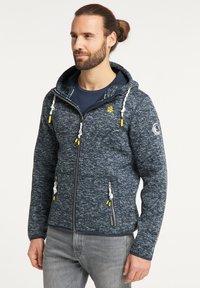Schmuddelwedda - Light jacket - marine melange - 0