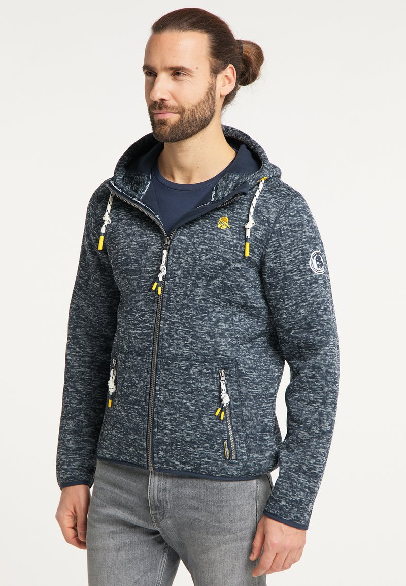 Schmuddelwedda - Light jacket - marine melange