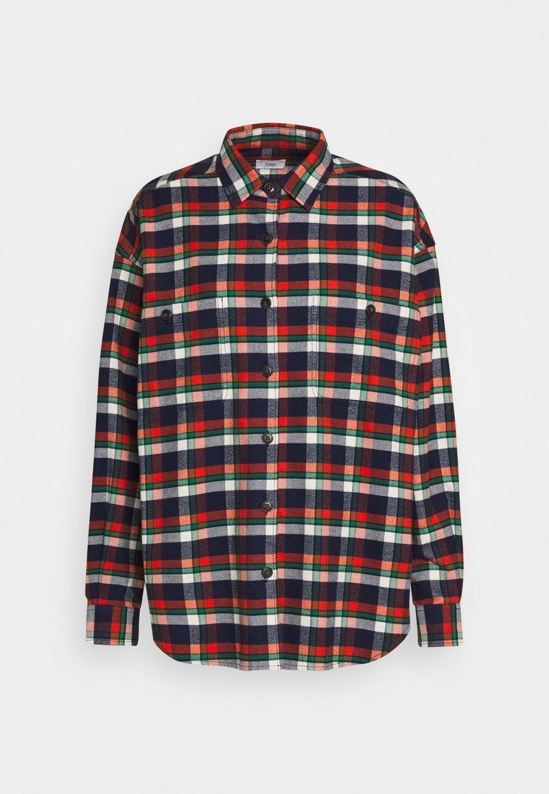 CLOSED - ZADIE - Button-down blouse - dark night