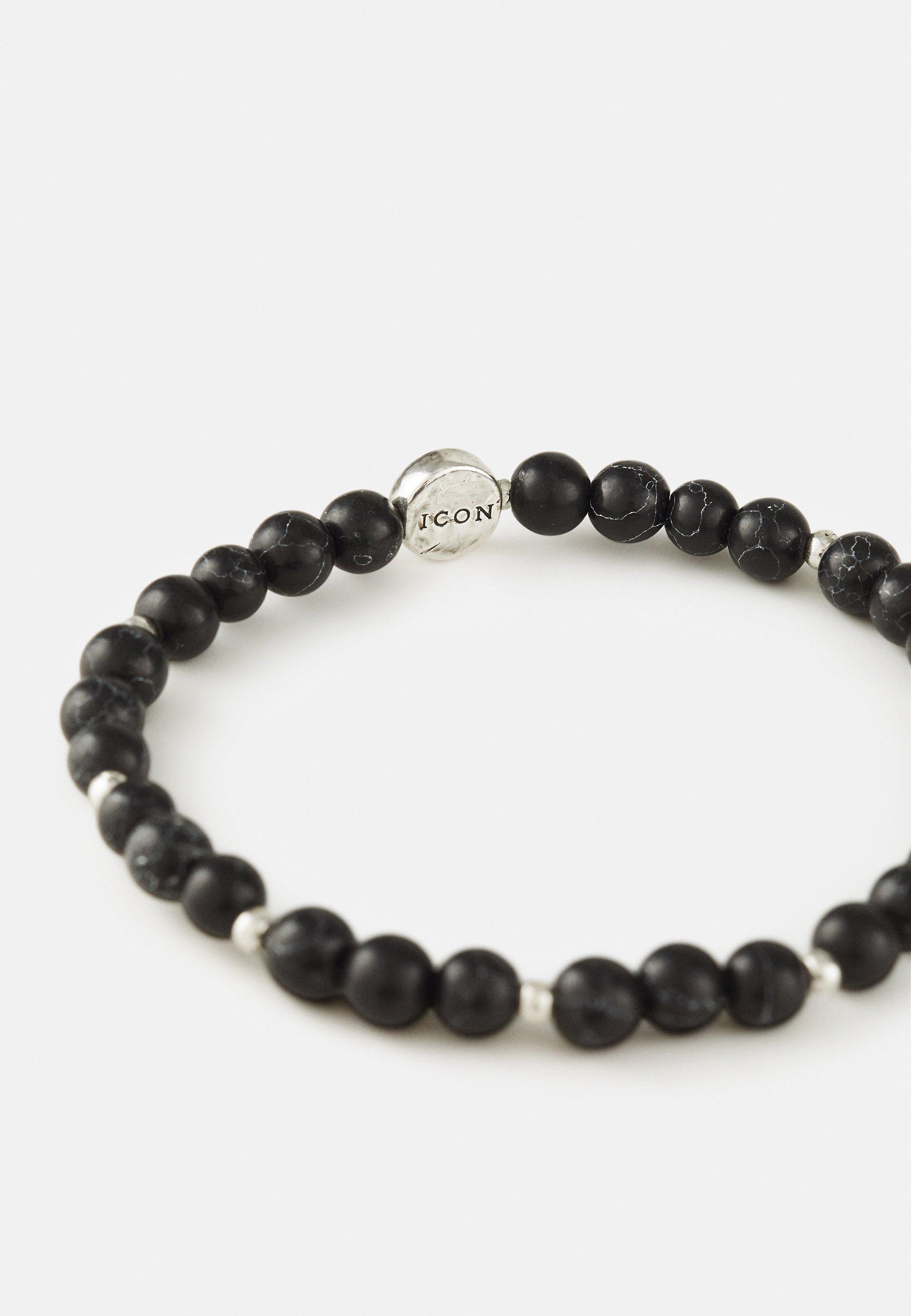 Homme DECO NUANCE COMPOSITE STRETCH BRACELET - Bracelet