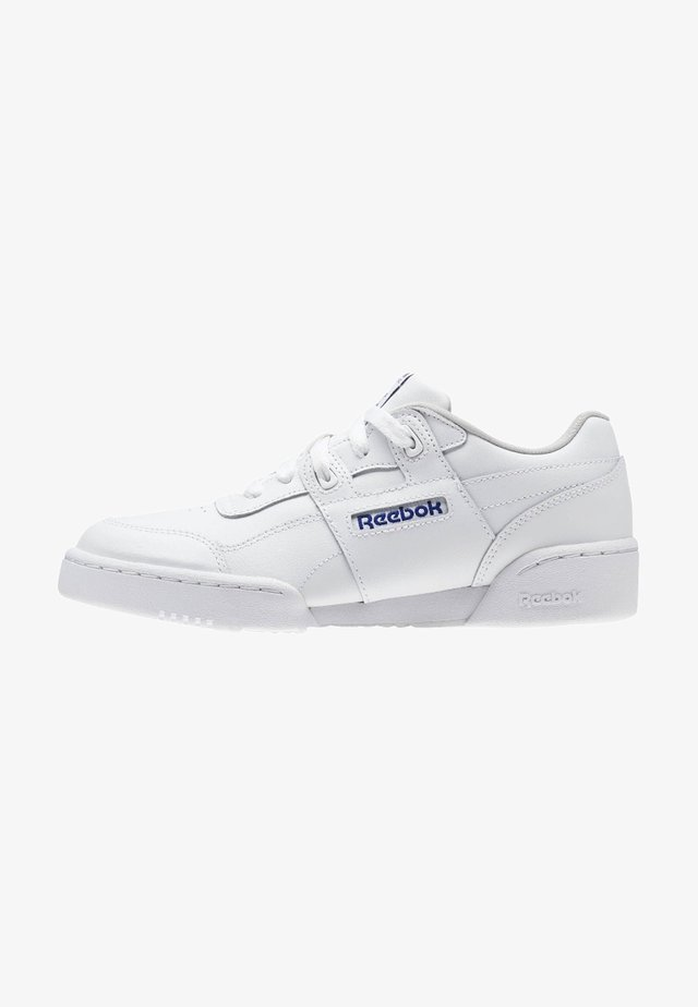 WORKOUT PLUS - Trainers - white