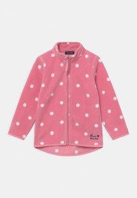 Blue Seven - KIDS GIRLS  - Fleece jacket - mauve - 0