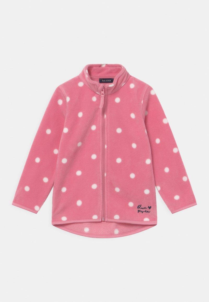 Blue Seven - KIDS GIRLS  - Fleece jacket - mauve