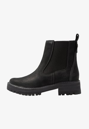 COURMAYEUR VALLEY CHELSEA - Botki - black