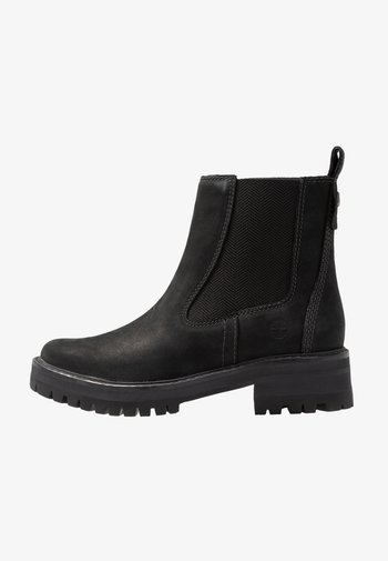 COURMAYEUR VALLEY CHELSEA - Classic ankle boots - black
