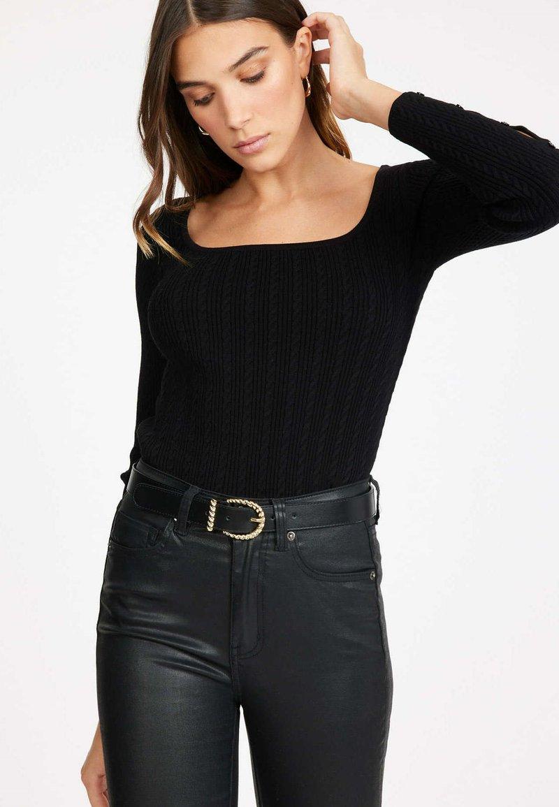 Kookai - Belt - black/noir