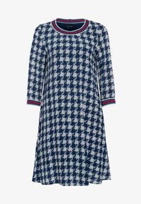 Marc Aurel - MIT ALLOVERPRINT - Day dress - blue - 4