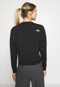 The North Face - WOMENS VARUNA PULLOVER - Sweatshirt - black - 2