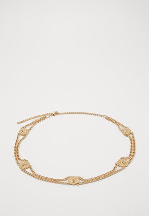 PCLIONA WAIST CHAIN BELT KEY - Pasek - gold-coloured