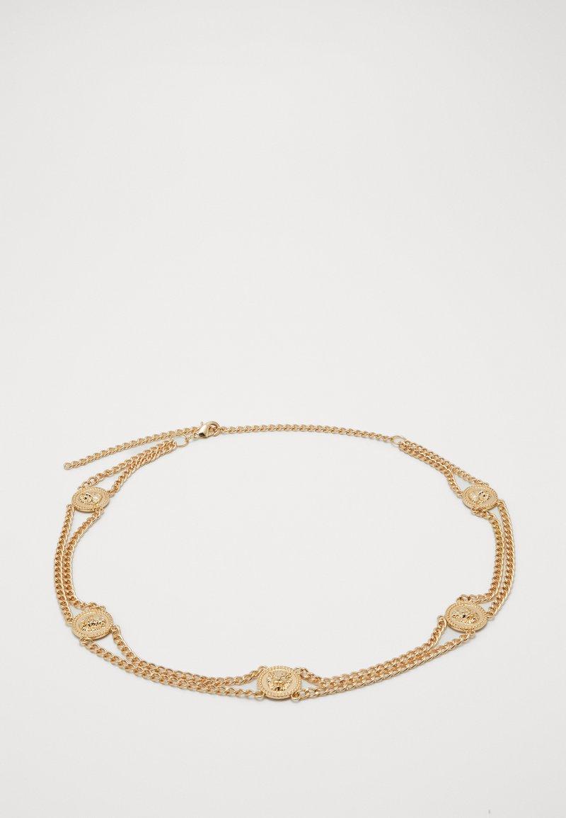 Pieces - PCLIONA WAIST CHAIN BELT KEY - Waist belt - gold-coloured