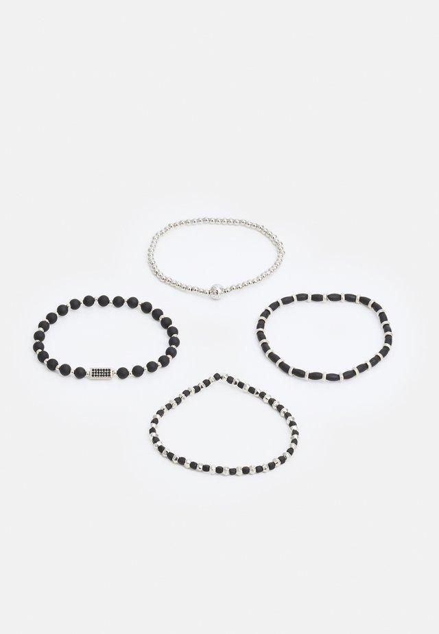 4 PACK - Armband - black