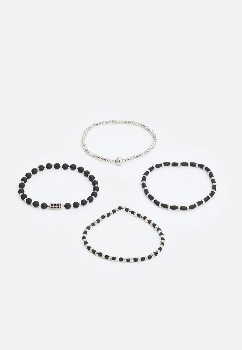 Burton Menswear London - 4 PACK - Armband - black