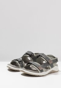 ECCO - X-TRINSIC - Outdoorsandalen - moon - 2