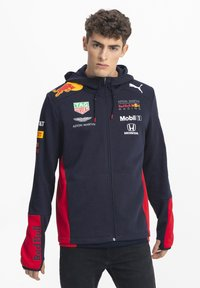 Puma - RACING TEAM - Hoodie - night sky - 0