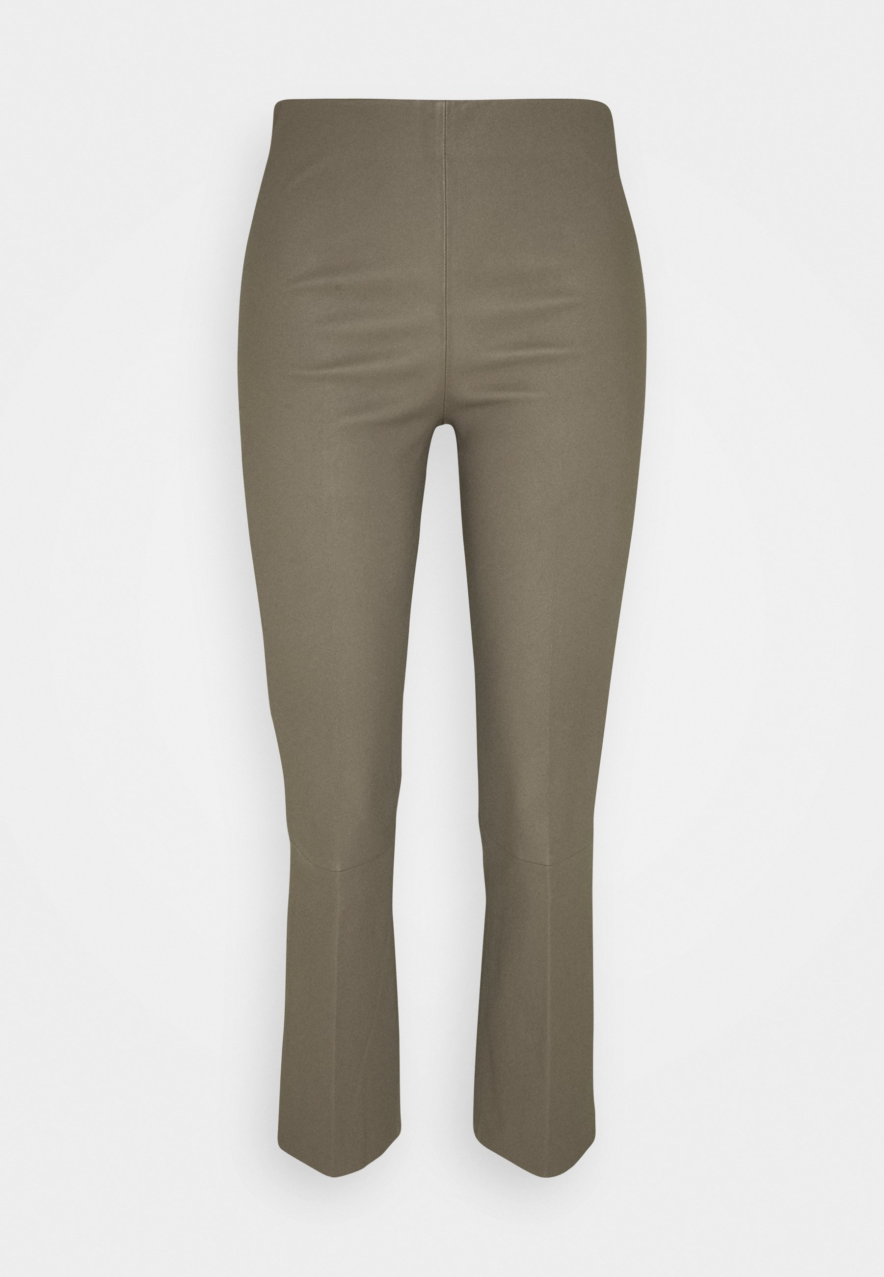 Women FLORENTINA - Leather trousers