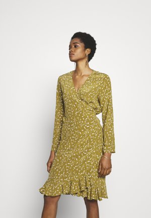 LIMON DRESS - Day dress - khaki