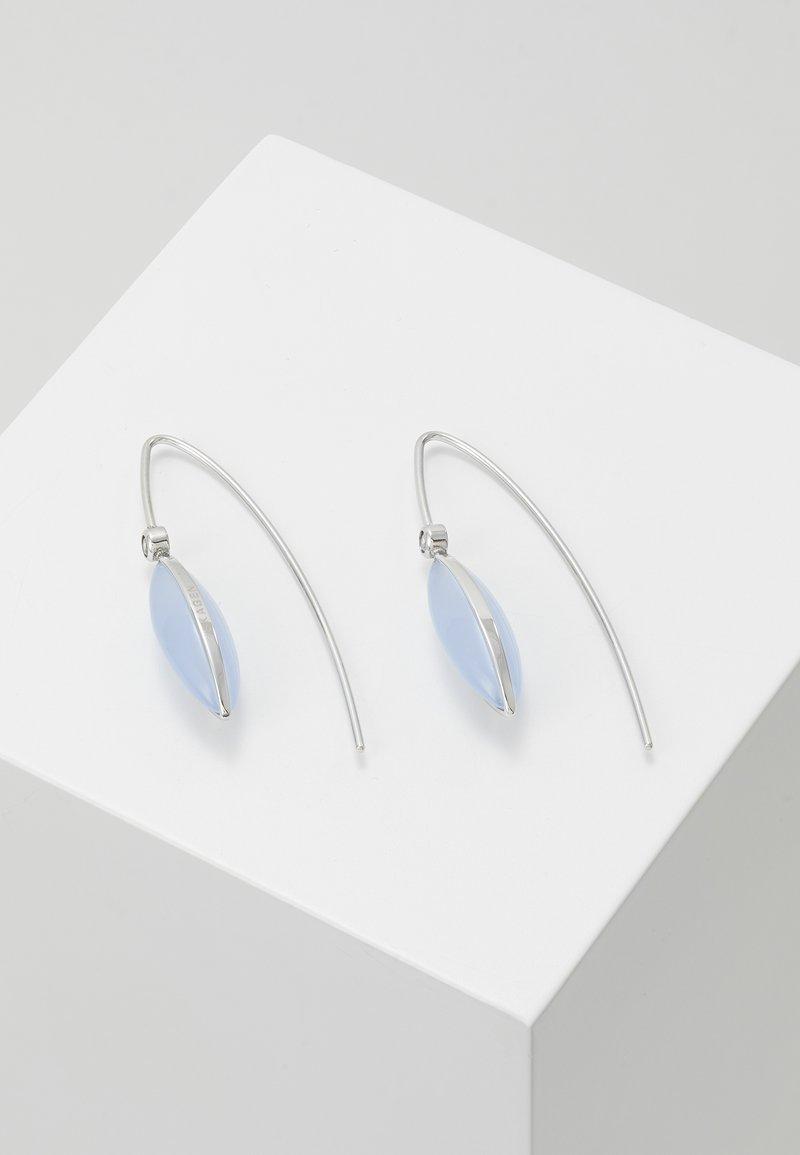 Skagen - SEA - Earrings - silver-coloured