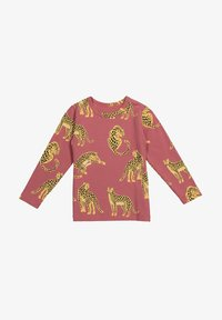 The Striped Cat - Long sleeved top - maroon - 0