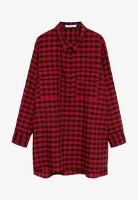 Violeta by Mango - MILI - Button-down blouse - rot - 4