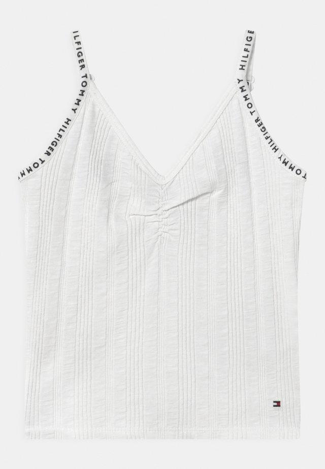 IRREGULAR - Top - white