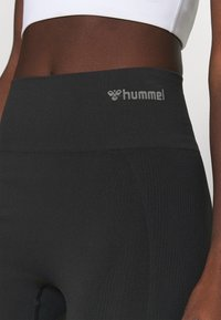 Hummel - SEAMLESS HIGH WAIST  - Leggings - black - 5