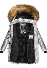Navahoo - Winter coat - silver - 4