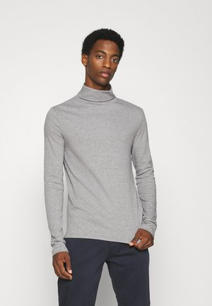 BARNABY - Long sleeved top - grey