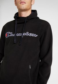Champion - HOODED TOP - Hoodie - night - 4
