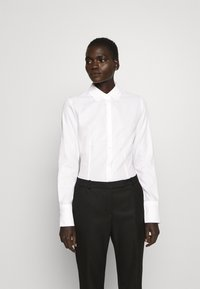 HUGO - THE FITTED - Button-down blouse - white - 0