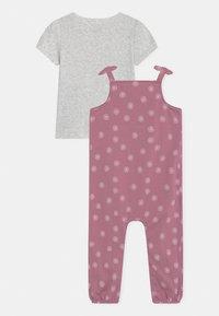 Carter's - DOT SET - Basic T-shirt - lilac - 1