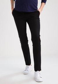 LOVE2WAIT - Pantalon classique - black - 0