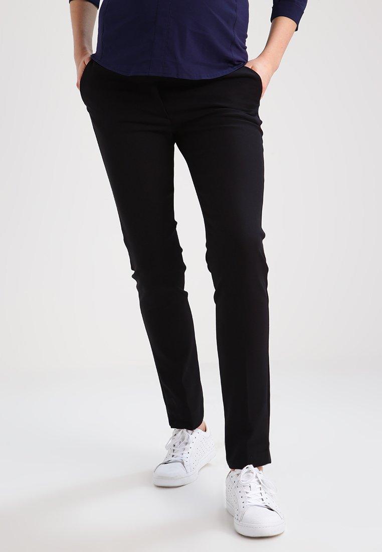 LOVE2WAIT - Pantalon classique - black