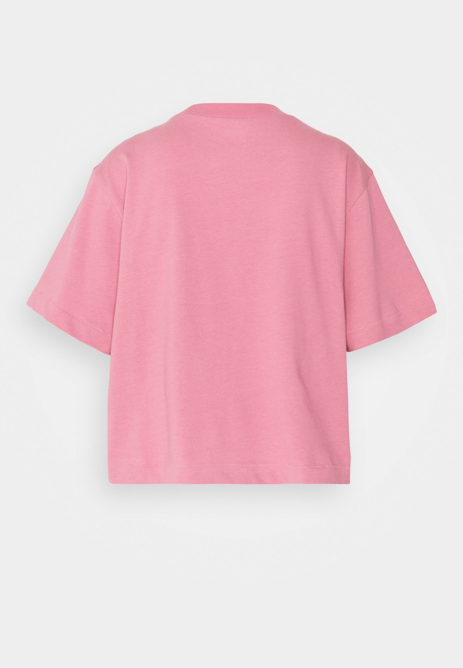 Gap Boxy Crop Tee - T-shirts Med Print Rosetta/lyserosa