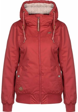 WINTERJACKE JOTTY - Winter jacket - chili red