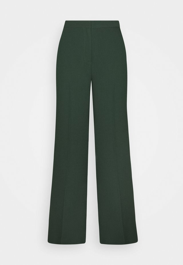 MOORE PANTS - Bukser - sycamore green