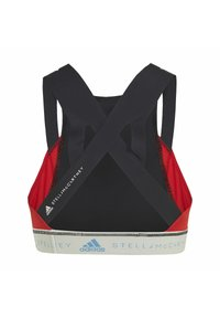adidas by Stella McCartney - ADIDAS BY STELLA MCCARTNEY BEACHDEFENDER BIKINI TOP - Sports bra - black - 1