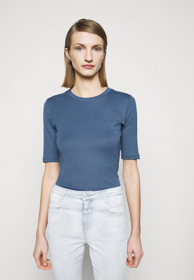 WOMEN´S - T-Shirt basic - commodore blue