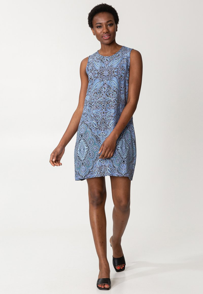 Indiska - KAMRYN  - Day dress - blue