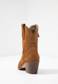 Toral Wide Fit - Santiags - basket cognac - 5
