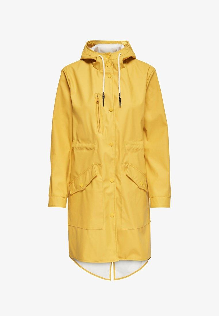 ONLY - Regenjas - yolk yellow
