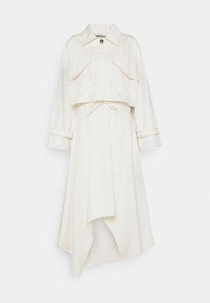 KRISTI SET - Summer jacket - white