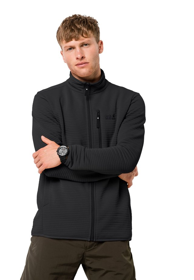 MODESTO - Light jacket - black