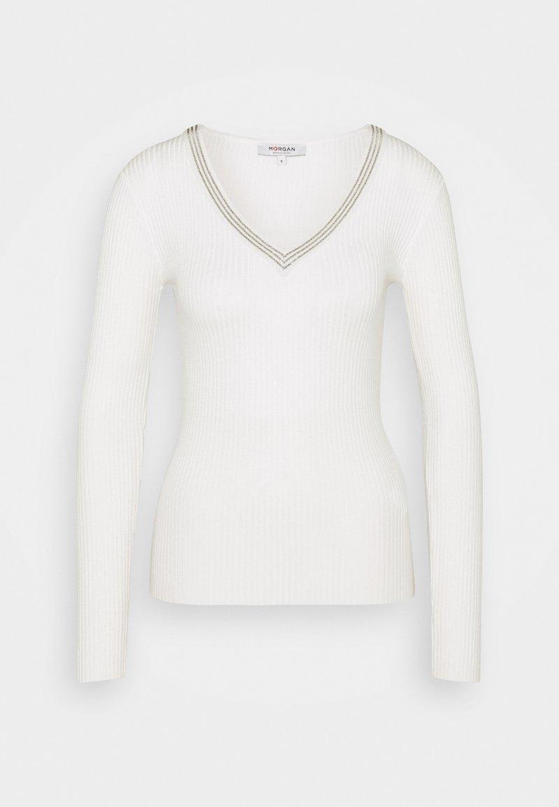 Morgan - FAUSTI - Jersey de punto - off white